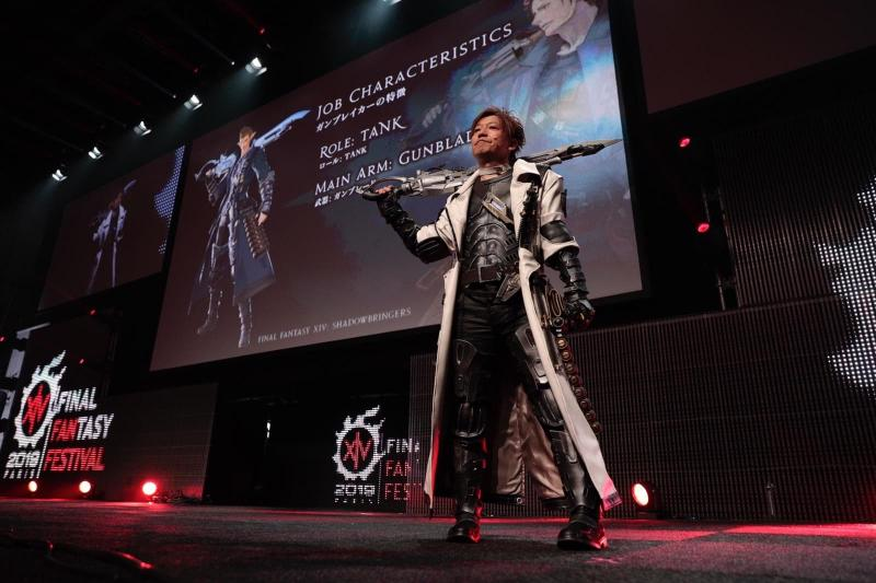 Final Fantasy Fanfest 2019 Paris - Keynote (Foto: Square Enix)