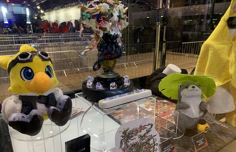 Final Fantasy Fanfest 2019 Paris - Merchandise (Foto: Pheno)