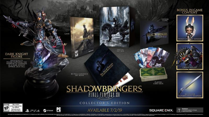 Final Fantasy XIV - Shadowbringers - Collector's Edition (Foto: Square Enix)