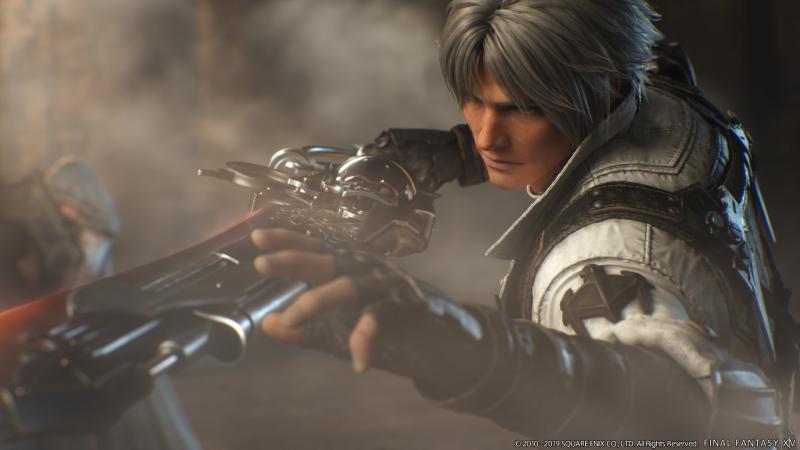Final Fantasy XIV - Shadowbringers - Gunbreaker (Foto: Square Enix)