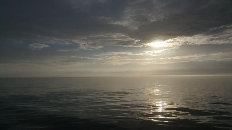 Oceaan (Foto: Interpretatie)