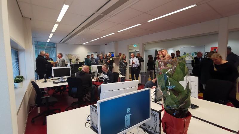 Agenten met PTSS re-integreren in prikkelarm politiebureau (Foto: Politie.nl)