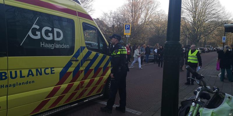 Demonstratie tegen jeugdzorg rustig verlopen  (Foto: FOK! )