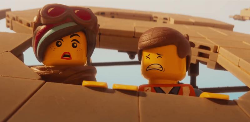 The LEGO Movie 2: Lucy en Emmet