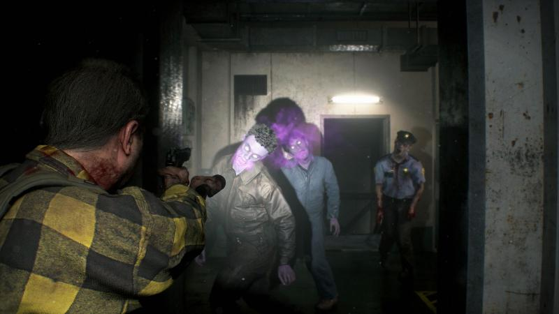 resident evil 2 remake ghost survivors