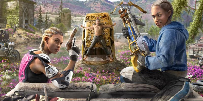 Far Cry: New Dawn the Twins