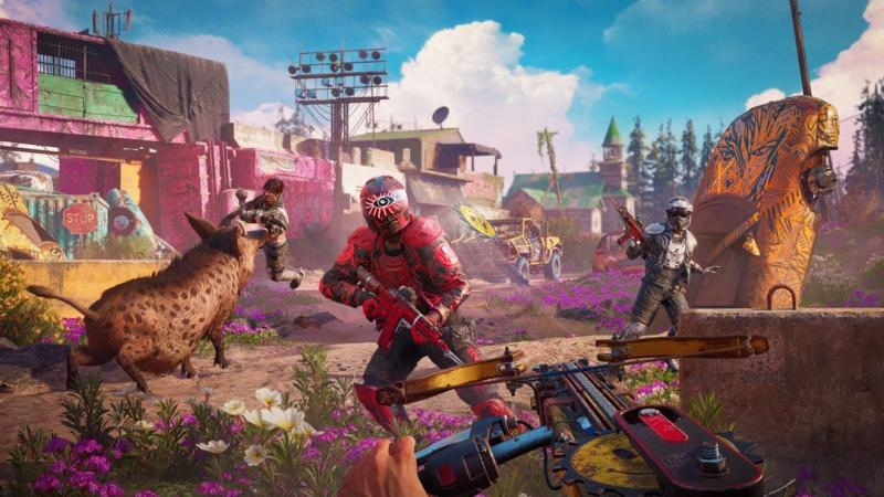 Far Cry: New Dawn 1