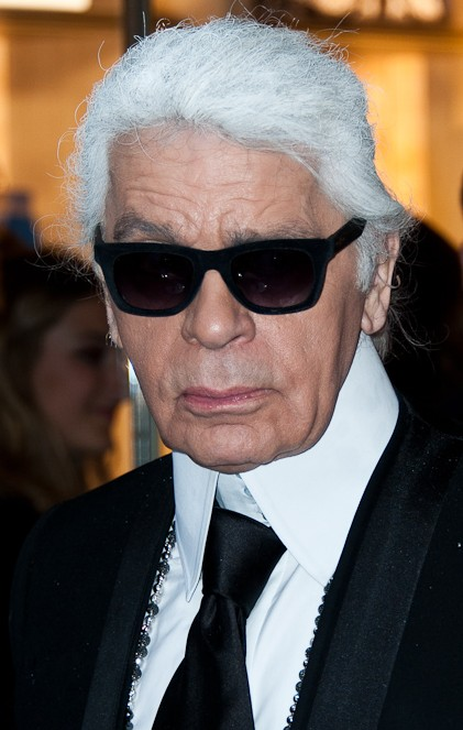 Karl Lagerfeld (85) overleden (Foto: Christopher William Adach)