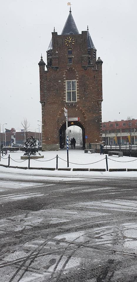 Winters Haarlem (Foto: Stephan5)