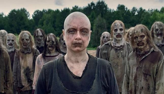 Walking Dead Samantha Morton 2