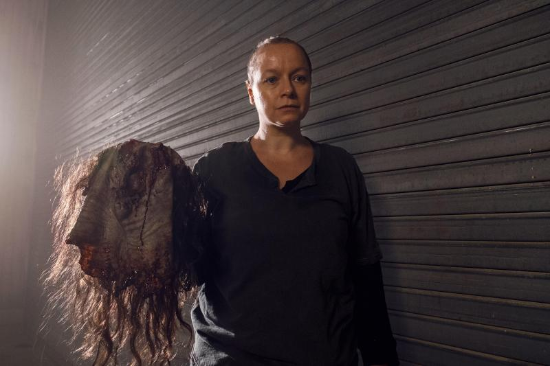 Walking Dead Samantha Morton