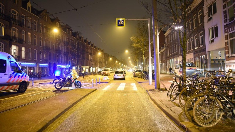 Fietser zwaargewond na aanrijding (Foto: Politie.nl)