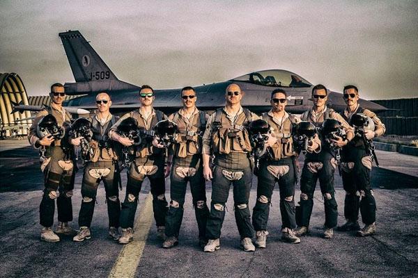 National Geographic toont strijd F-16's tegen ISIS (Foto: Defensie)