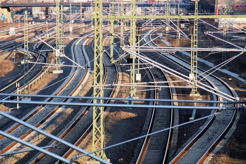 Onrustig weekend voor Spoorpersonel (Stockfoto: Pxabay)