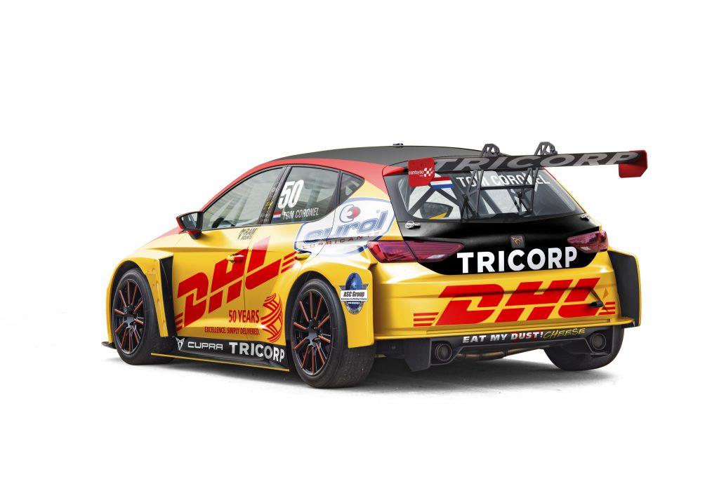 Tom Coronel in FIA WTCR