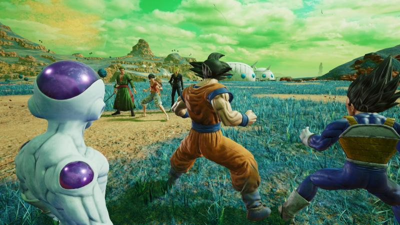 Jump Force - Tag Team (Foto: Bandai Namco)