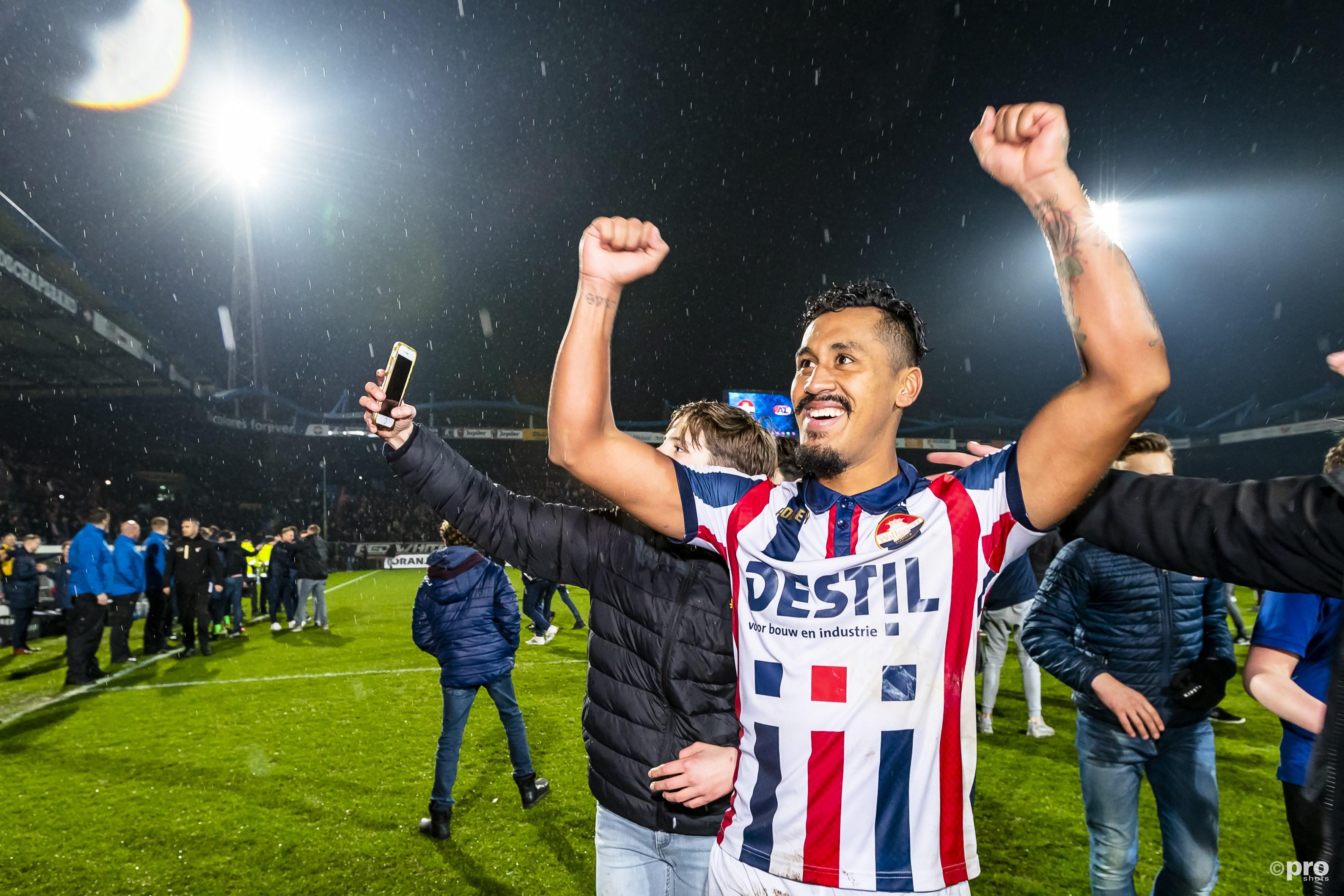 Willem II bekerfinalist na gewonnen strafschoppenserie (Pro Shots / Marcel van Dorst)