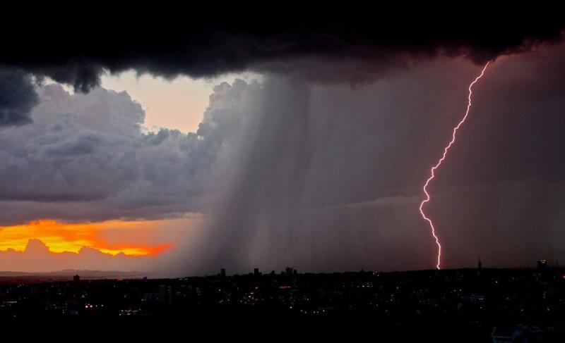 Onweer boven Griekenland (Foto: Pixabay.com)