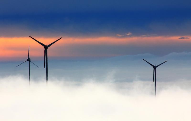 Windmolens (Stockfoto: Pixabay)