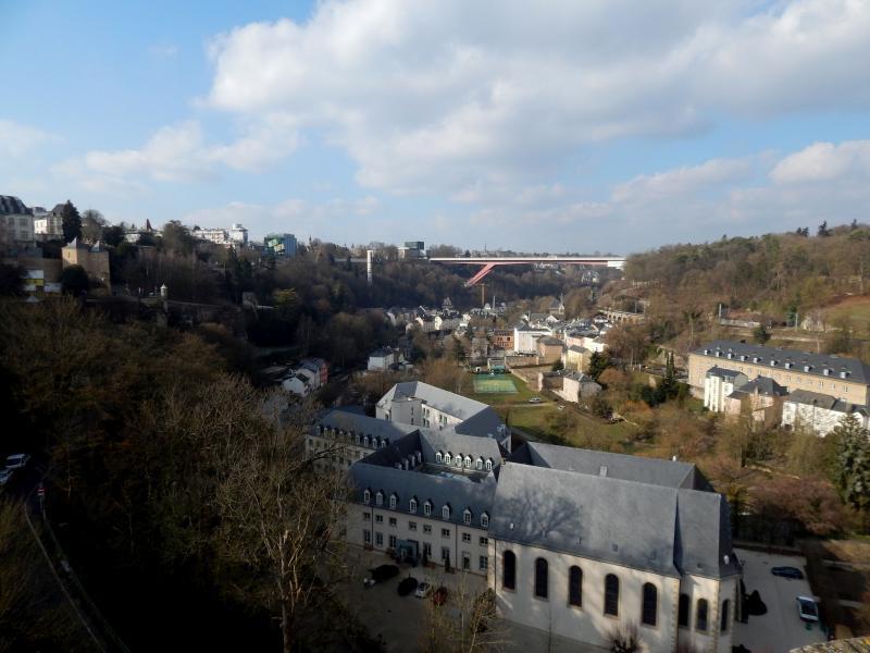 Luxemburg-Stad (Foto: bazbo)