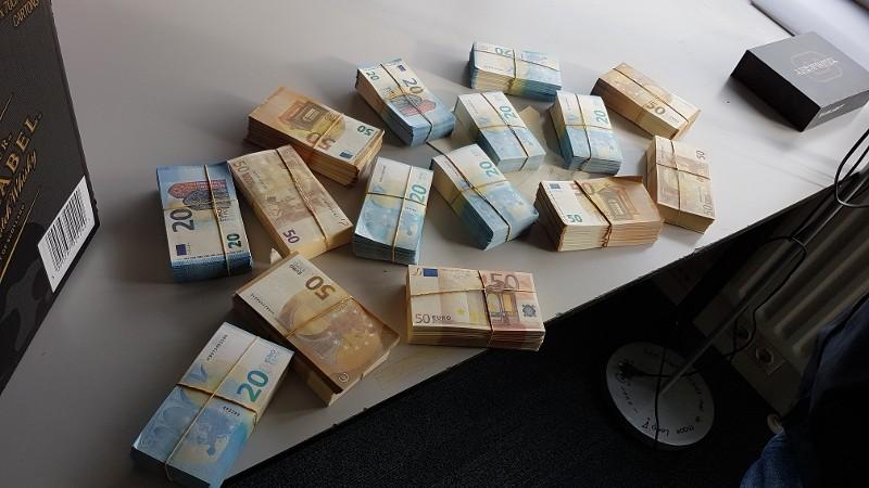 Nieuwe aanhoudingen in groot vals geld onderzoek (Foto: Politie)