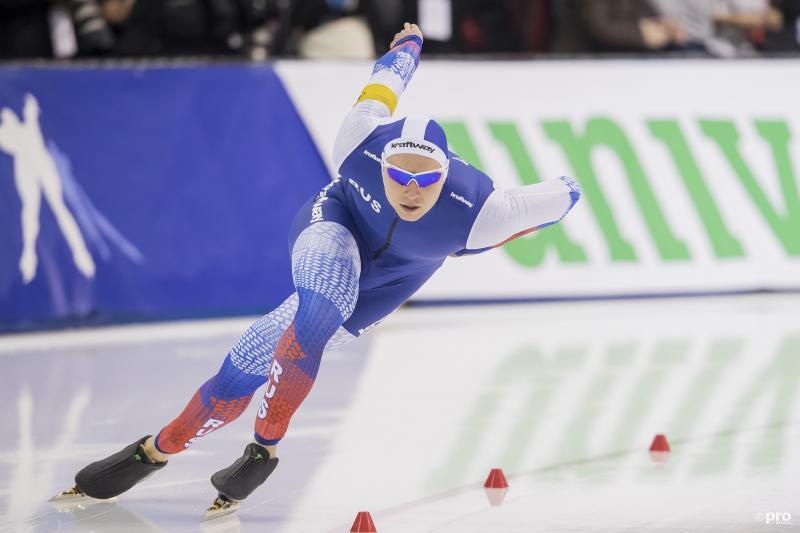 Sensationeel wereldrecord Kulizhnikov op 500m (Pro Shots / Erik Pasman)
