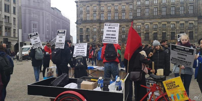 Women's March Amsterdam 2019 (Foto: FOK!)