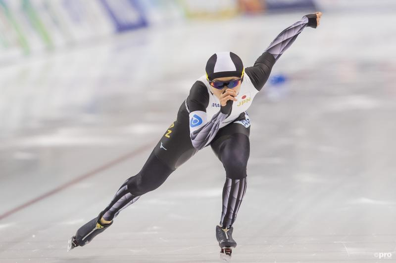 Takagi als eerste vrouw onder de 1.50 op 1.500m (Pro Shots / Erik Pasman)