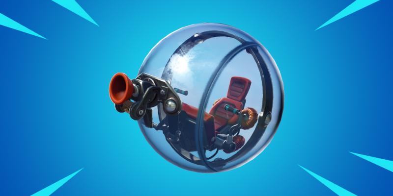 Fortnite The Baller