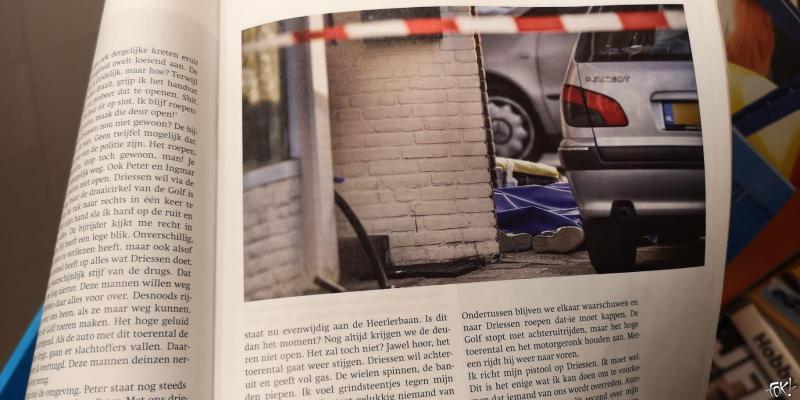 'Nieuwe Revu verspreidt fakenews' (Foto: FOK!)