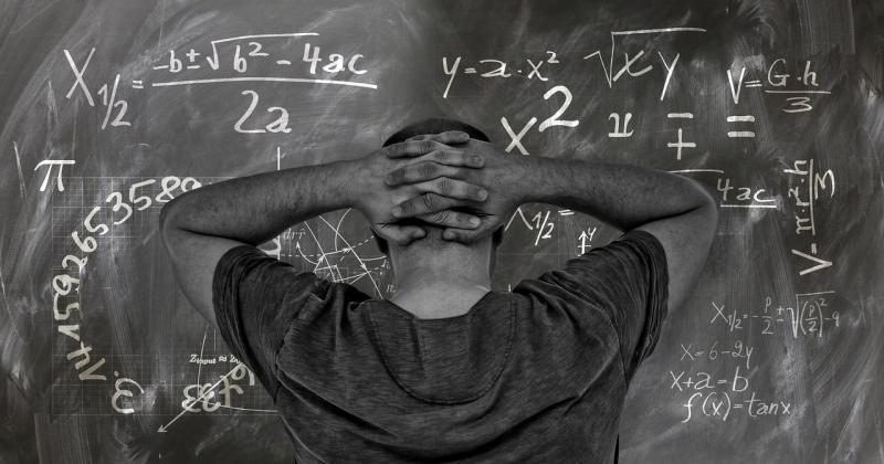 Schei- en wiskunde populair op havo en vwo (Foto ter illustratie: Pixabay)
