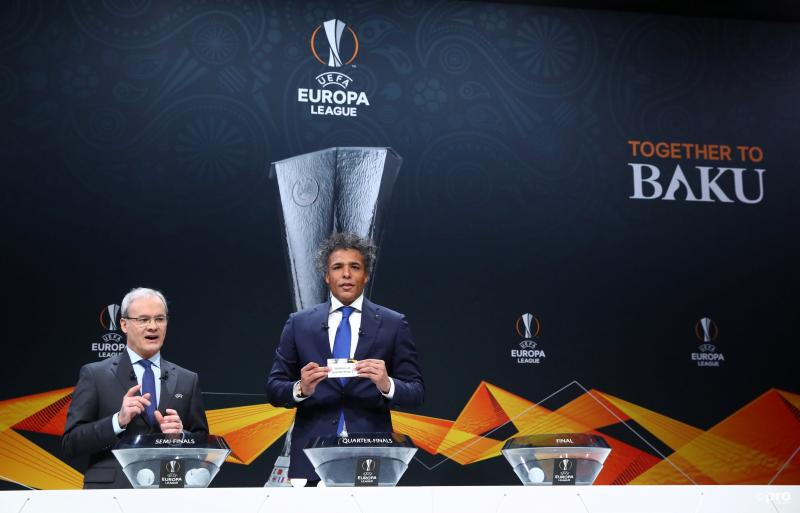 Loting Europa League: Napoli tegen Arsenal, Nederlanders tegen Benfica (Pro Shots / Action Images)