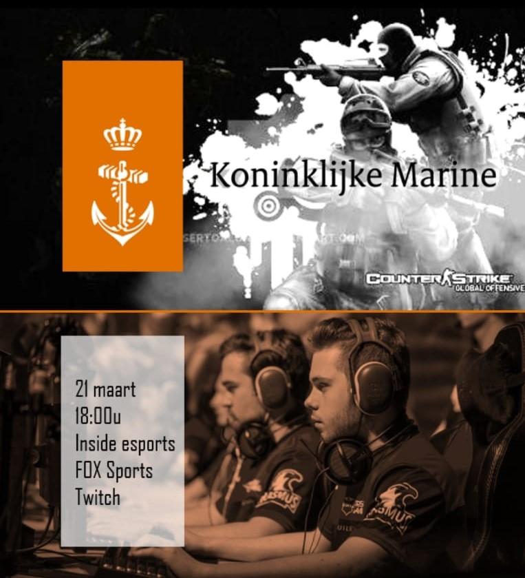 Mijndomein Masters en Koninklijke Marine