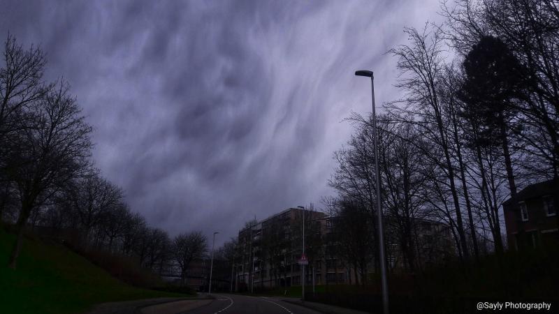 Vreemde luchten (Foto: Luuntje)