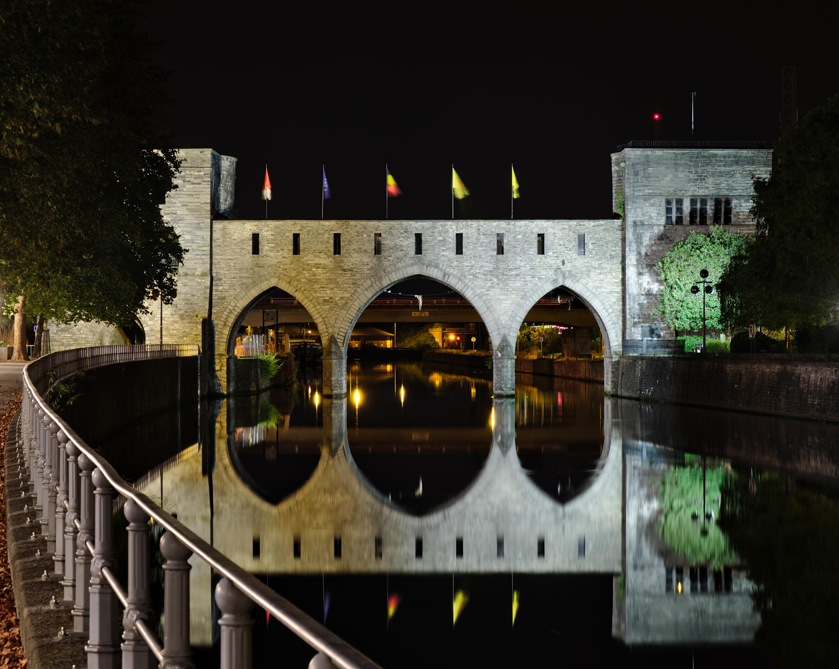 De Pont des Trous (Foto: WikiCommons/Trougnouf)