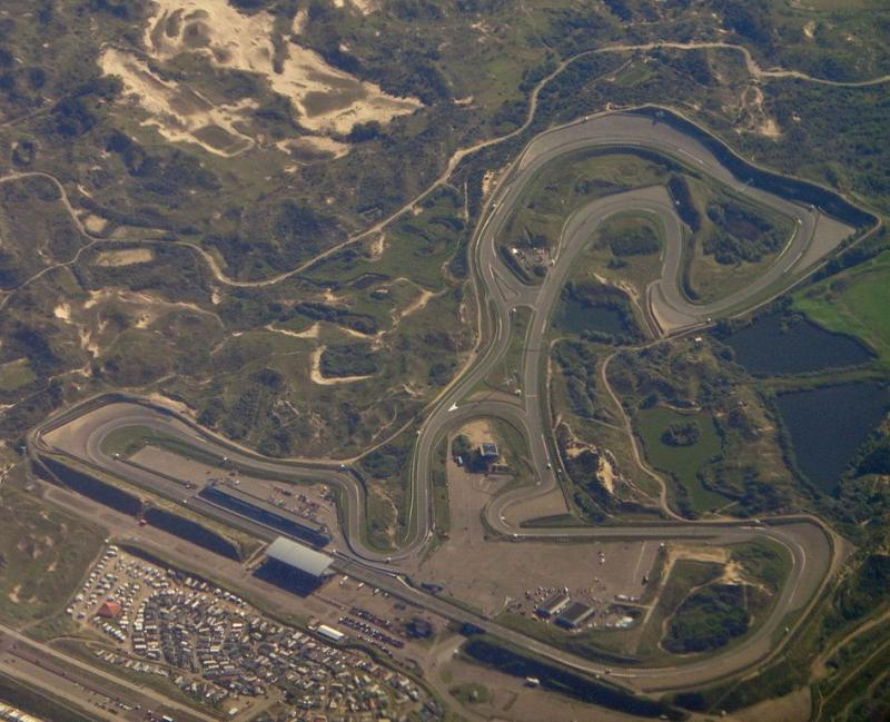 Gemeente Zandvoort stelt 4 miljoen beschikbaar voor F1 (WikiCommons/Otto Karikoski)