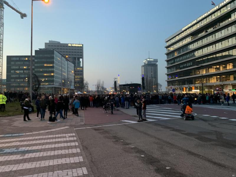 Stille tocht Utrecht (Foto: FOK!)