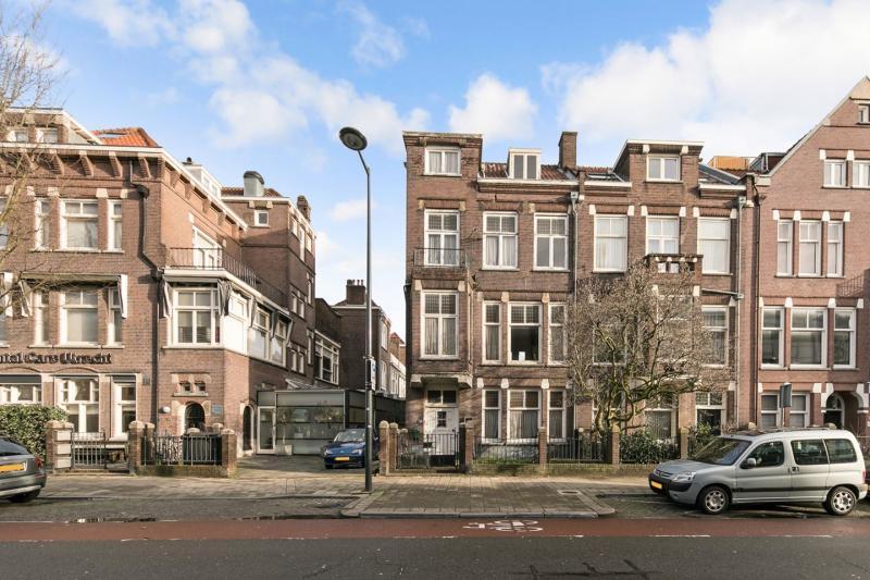 Horrorhuis in Utrecht