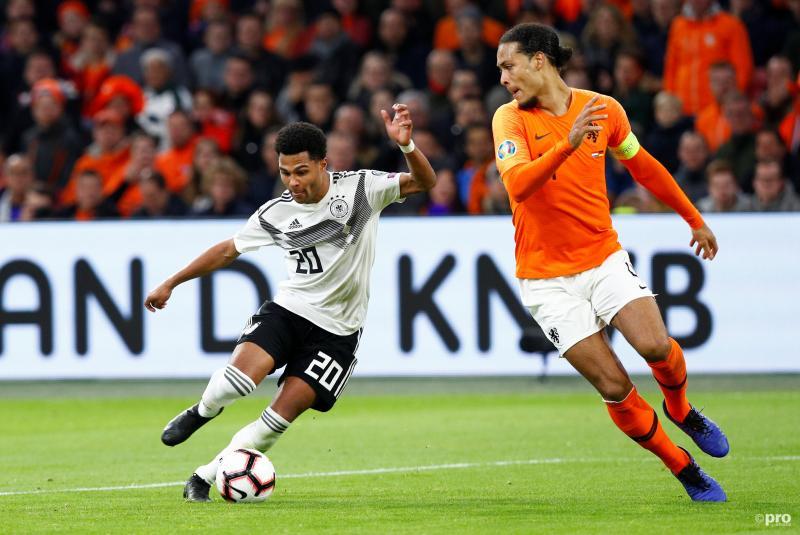 """Ontgoocheling bij Oranje: """"Blijkt dat we nog een lange weg te gaan hebben"""" (Pro Shots / Action Images)"""
