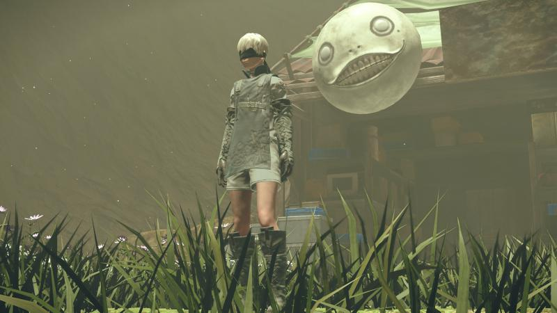 NieR: Automata DLC (Foto: Square Enix)