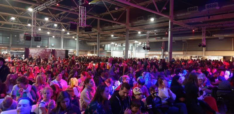 Dutch Comic Con 2019: het was weer een drukte van jewelste