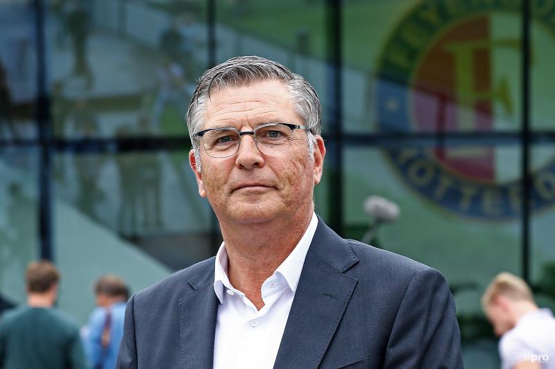 Van Geel verlaat Feyenoord na het seizoen (Pro Shots / Wouter Dill)