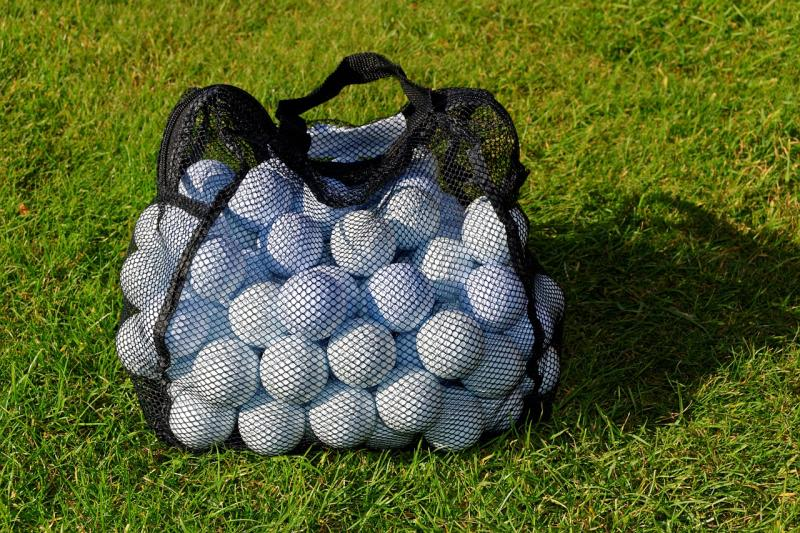 Niet de golfballen uit het verhaal ... (Foto ter illustratie: Pixabay)