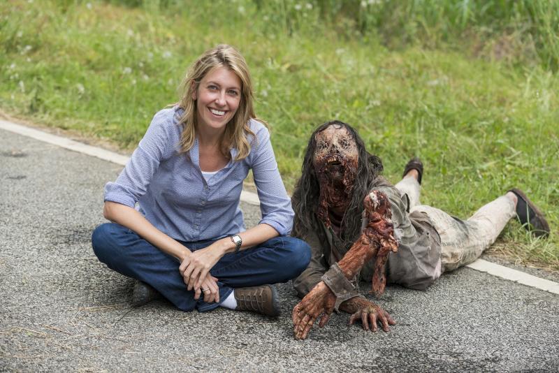 Walking Dead Denise Huth 01