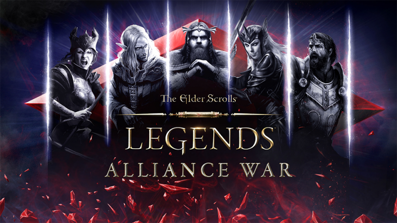 The Elder Scrolls: Legends – Alliance War