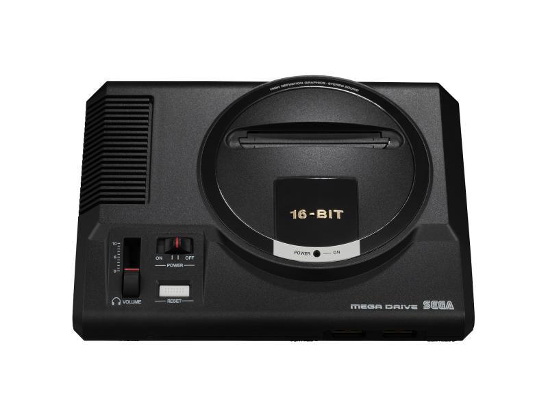 SEGA Mega Drive mini - Console (Foto: SEGA)
