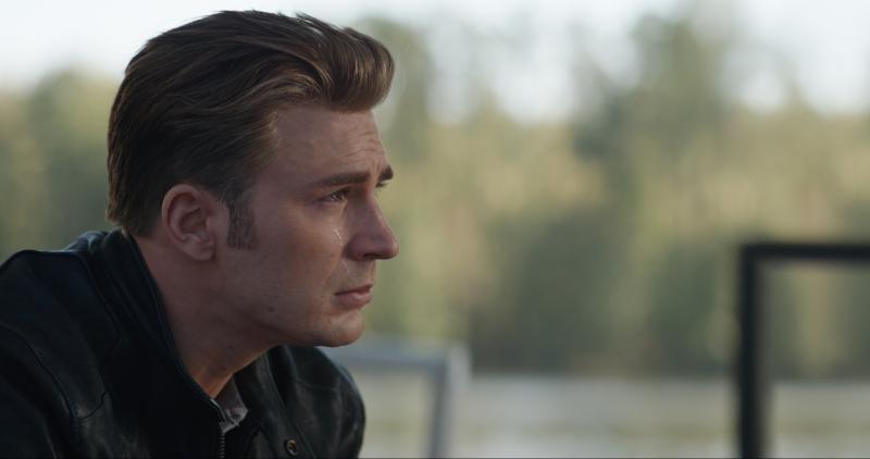 Avengers: Endgame: Chris Evans