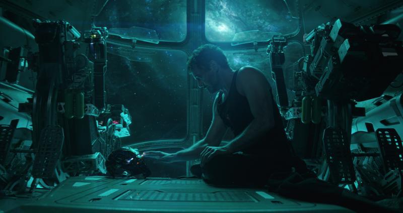 Avengers: Endgame: Robert Downey, Jr.