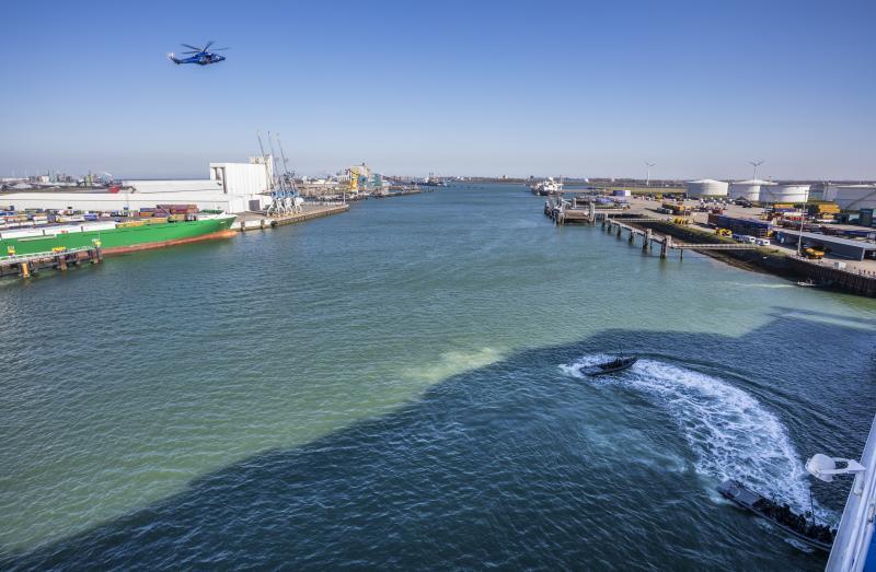 Port Defender 2019 (Foto: Defensie)