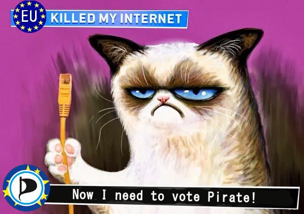 Piratenpartij doet gooi naar zetel Europees Parlement (Foto: Piratenpartij)